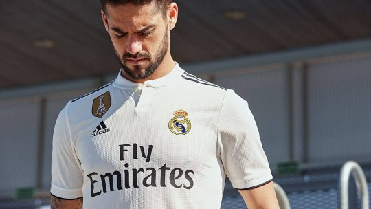 Camiseta del Real Madrid 2018-2019
