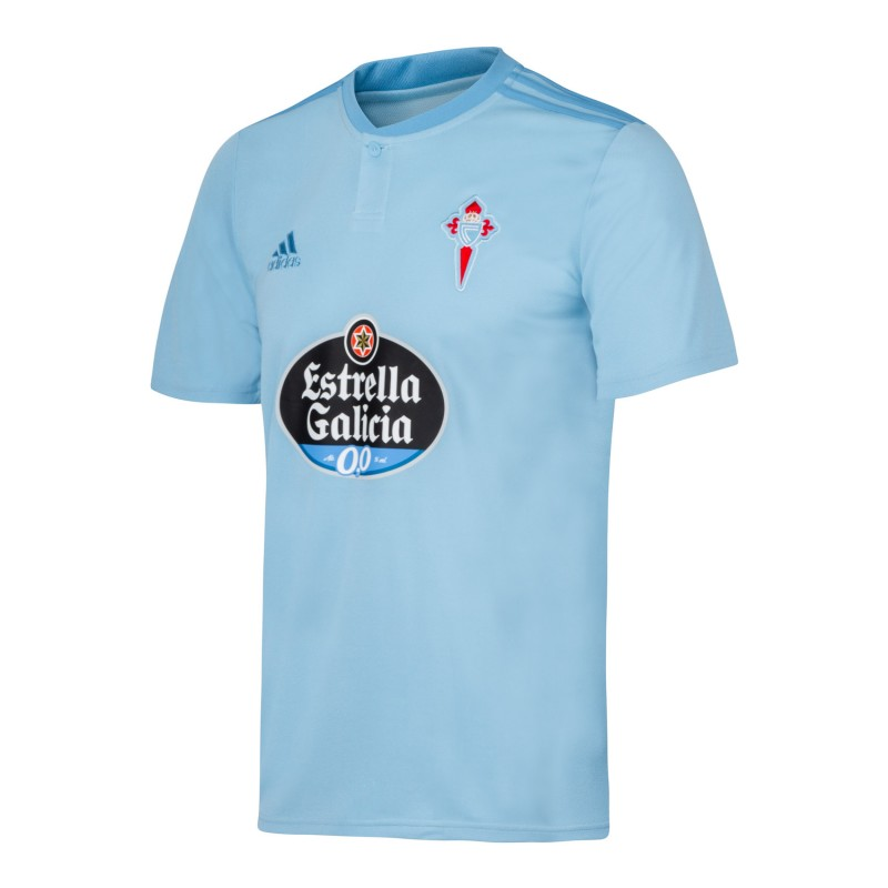 Camiseta del Celta, equipación local